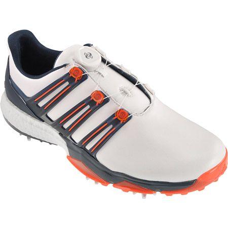 ADIDAS Herrenschuhe Adidas Golf Herrenschuhe Golfschuhe pwrband Boa boost WD Q44775