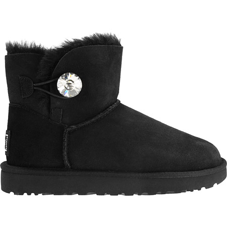 UGG australia Damenschuhe UGG australia Damenschuhe Warmfutter 1016554 1016554 MINI BAILEY BUTTON BLI