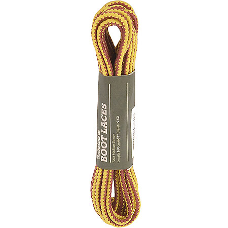 Timberland BOOT LACES - Gelb/Braun - Sohle