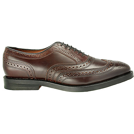 Allen Edmonds Cambridge - Bordeaux - Seitenansicht