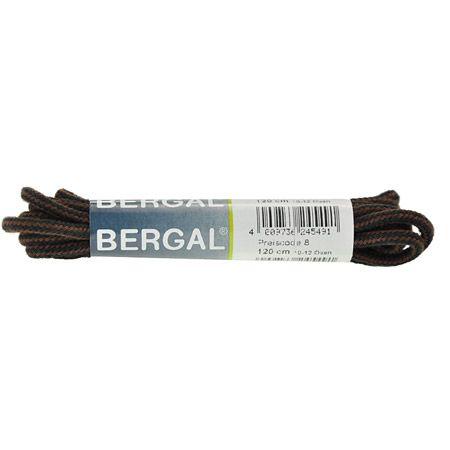 Bergal Kordel schwarz/braun - Schwarz, Braun - Seitenansicht