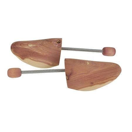 Zedernholzleisten - Braun - Seitenansicht