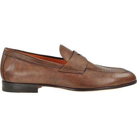 Santoni 13903 Herrenschuhe Slipper im kaufen Schuhe Lüke Online-Shop kaufen im 08b7ab