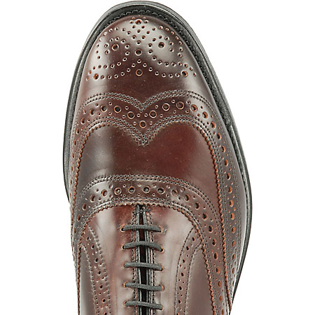 Allen Edmonds Cambridge - Bordeaux - Draufsicht