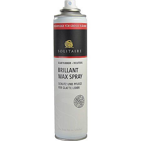 Solitaire Brillant Wax Spray - Neutral - Draufsicht