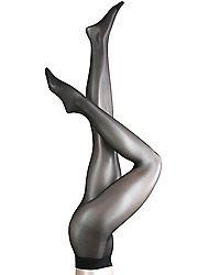 Falke Kleidung Damen Seidenglatt 15 Schwarz
