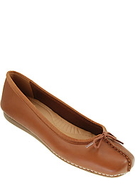 Clarks damenschuhe 20352930 4 Freckle Ice