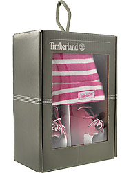 Timberland Kinderschuhe Crib Bootie with Hat