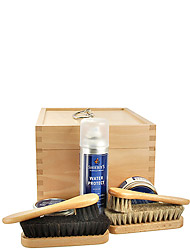 Solitaire accessoires Schuhputz-Kiste Buche 519809