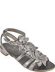 Damenschuhe von Paul Green in silber im Schuhe Lüke Online