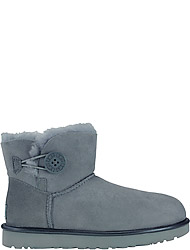 UGG australia Damenschuhe MINI BAILEY BUTTON II METALLIC