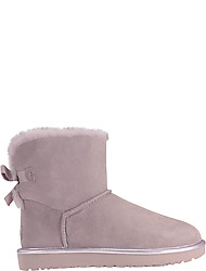 UGG australia Damenschuhe MINI BAILEY BOW II METALLIC